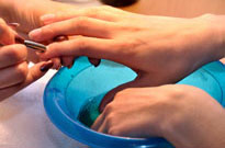 Manicure Stramproy